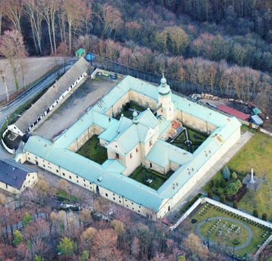 Czerna, Sanktuarium Matki Bożej Szkaplerznej