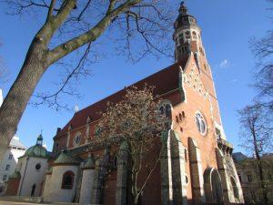 Kraków, Bazylika Najświętszego Serca Pana Jezusa