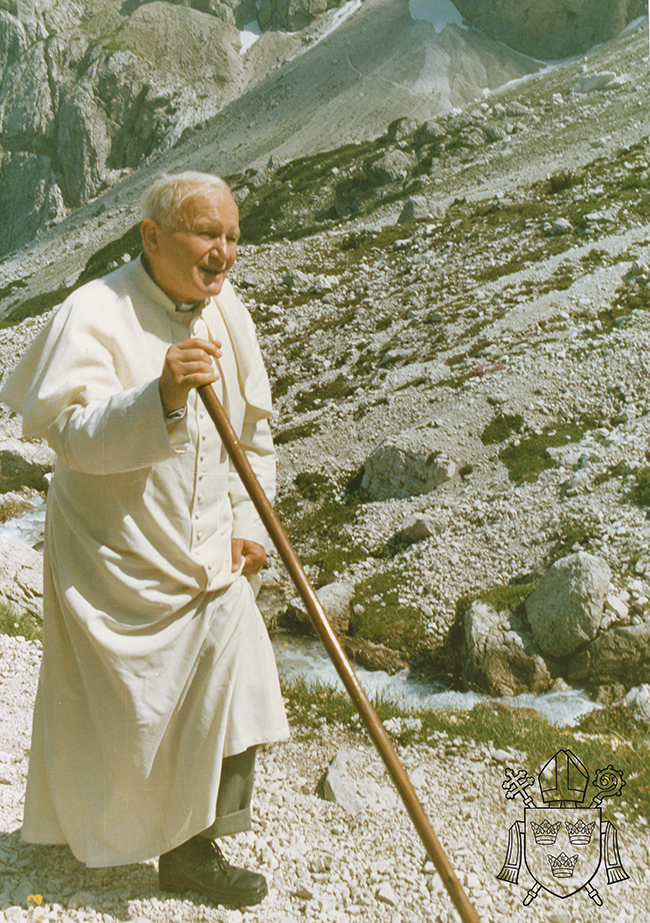 Ścieżkami Ojca Świętego z przewodnikami Muzeum Domu Rodzinnego Jana Pawła II w Wadowicach. 99. urodziny Jana Pawła II