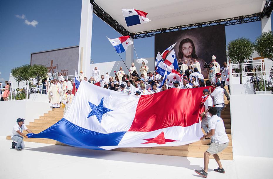 Spotkanie przed Panamą