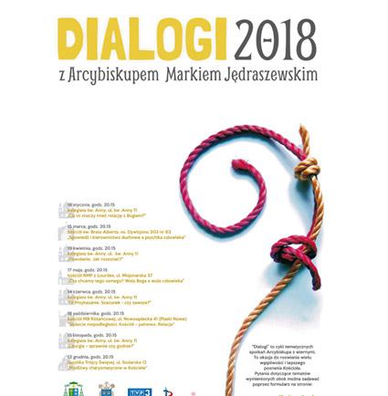 Dialogi z Arcybiskupem Markiem Jędraszewskim: 17 maja