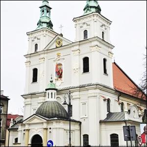 Msza św. w intencji małopolskich strażaków