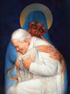 98 rocznica urodzin św. Jana Pawła II