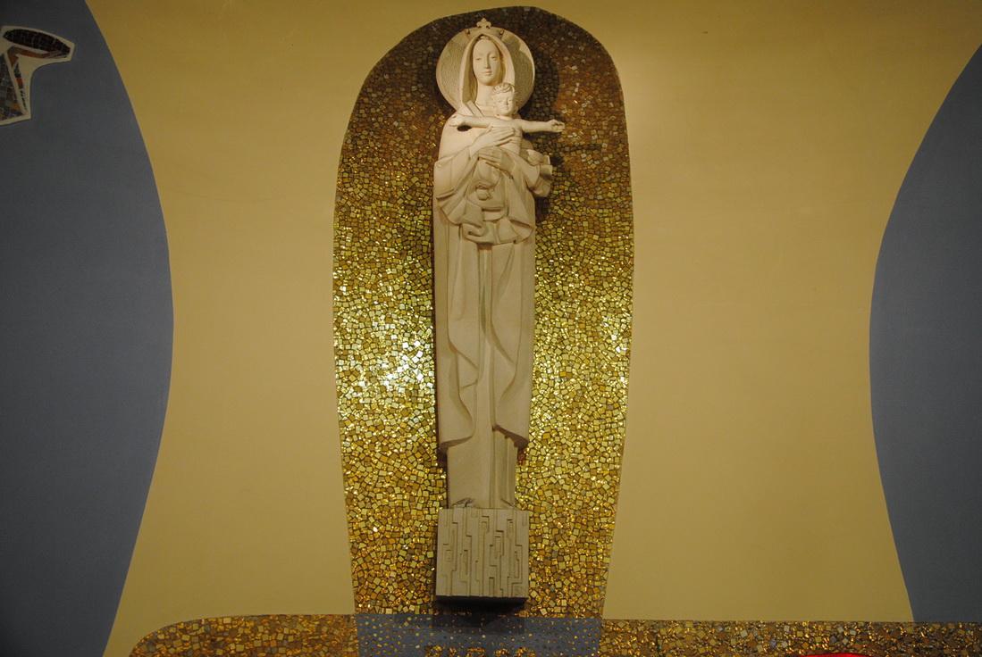 Msza św. dla szkół i przedszkoli salezjańskich