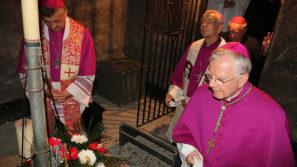 Św. Maksymilian Maria Kolbe Patronem Ziemi Oświęcimskiej