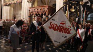 Drogi do wolności – Abp Jędraszewski w 38. rocznicę Porozumień Gdańskich