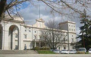 Uniwersytet Nawarry w Pampelunie (Hiszpania)
