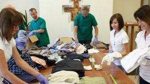 Zostań wolontariuszem Dzieła O. Pio