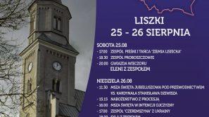 130-lecie konsekracji kościoła w Liszkach