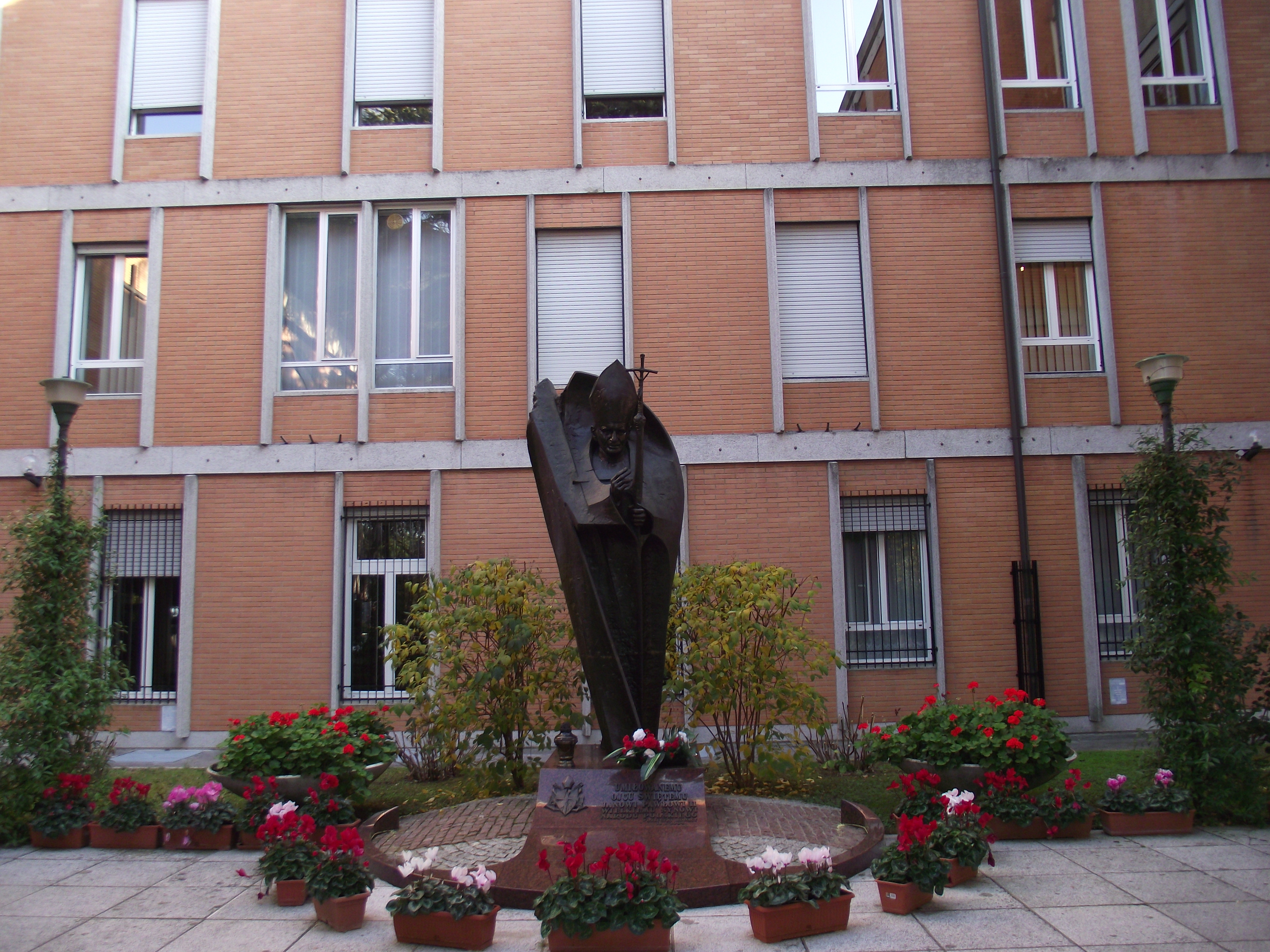 Dom Polski im. św. Jana Pawła II w Rzymie