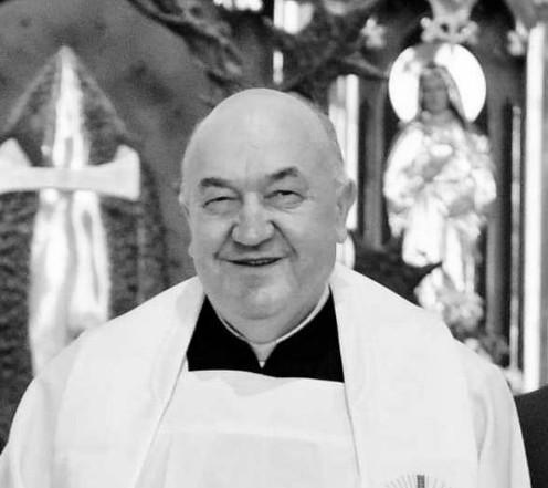 Zmarł ksiądz kanonik Tadeusz Dybeł