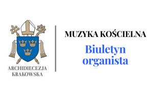 Biuletyn Organisty – grudzień 1999 r.