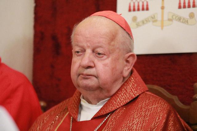 Msza św. i chrzest z udziałem kardynała Stanisława Dziwisza