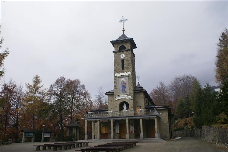 Uroczystość 10-lecia Koronacji Matki Bożej w Szczyrku