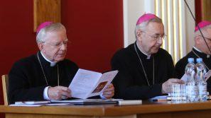 Komunikat z obrad biskupów: duszpasterstwo młodzieży i rodzin oraz zdecydowane przeciwdziałanie nadużyciom