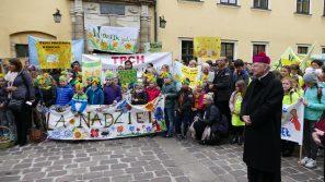 Żonkilowy Marsz Nadziei przejdzie ulicami Krakowa