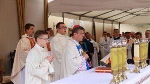 Ciało przeznaczone do chwały – XI Pielgrzymka Rodzin Diecezji Bielsko – Żywieckiej