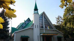 Świątynia to miejsce radości serca!