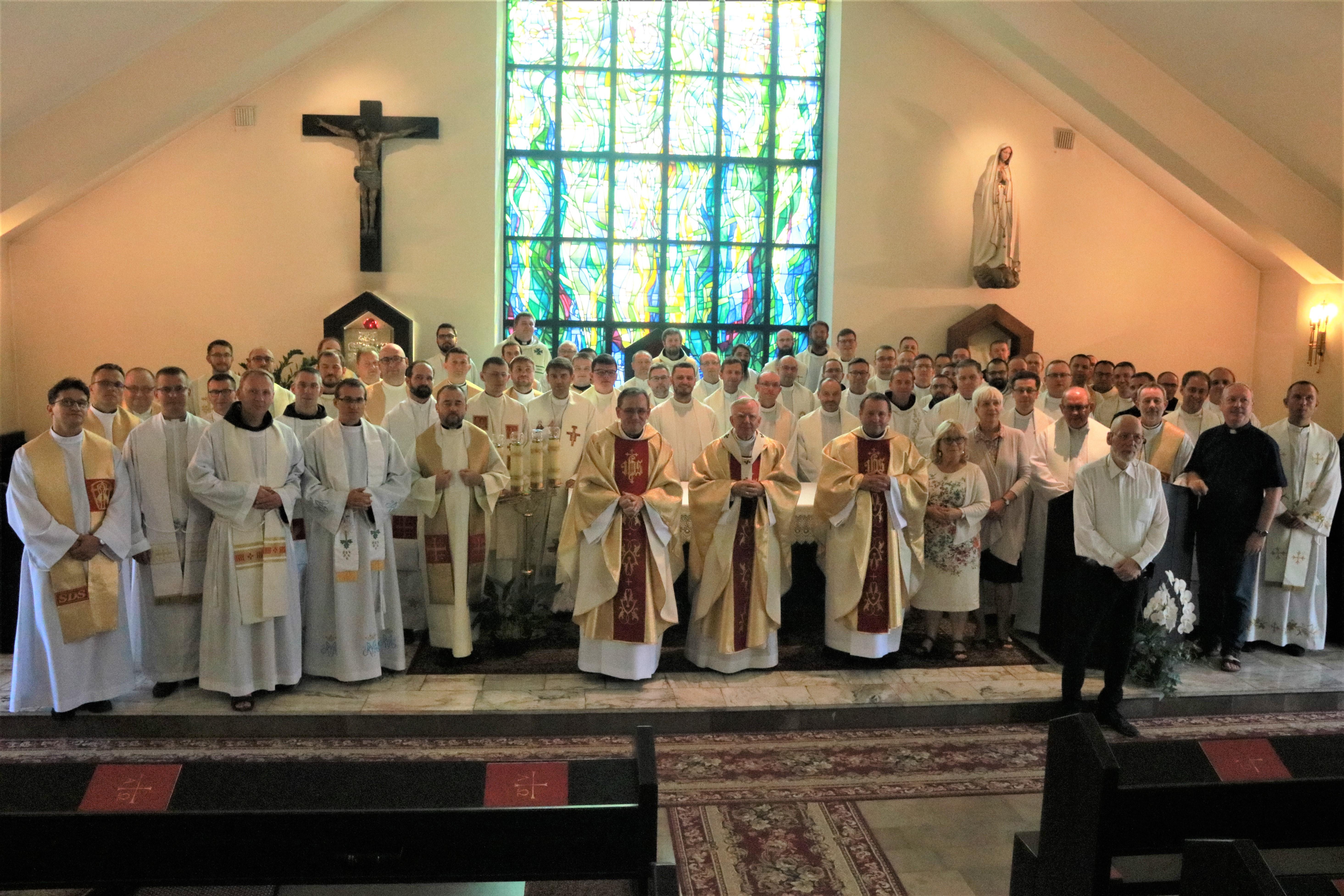 Rozpoczął się drugi rok pracy w Szkole Wychowawców Seminariów Duchownych