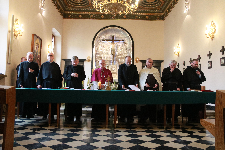 Otwarcie procesu beatyfikacyjnego augustiańskich męczenników