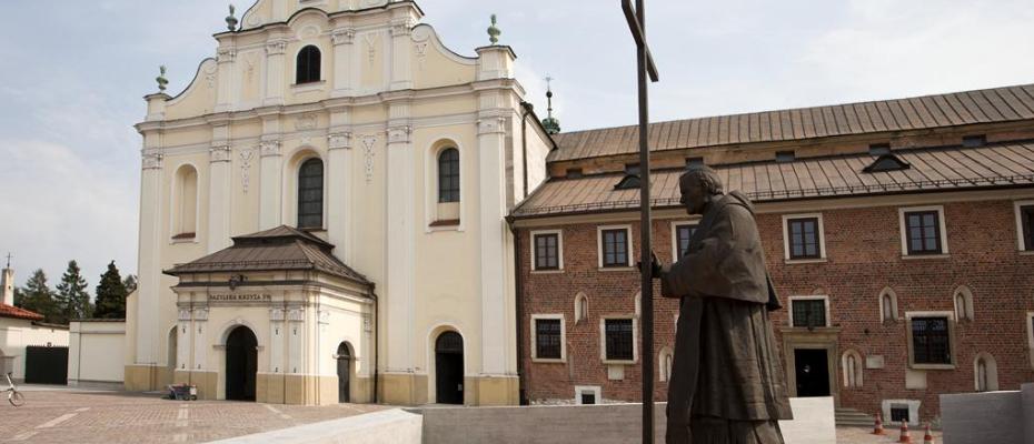 Tygodniowy odpust w najstarszym sanktuarium Krzyża Świętego w Polsce