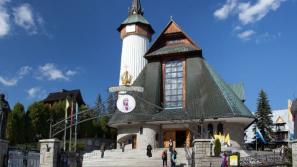 Kard. Sarah w Zakopanem: Europa Zachodnia chce Ewangelii bez krzyża