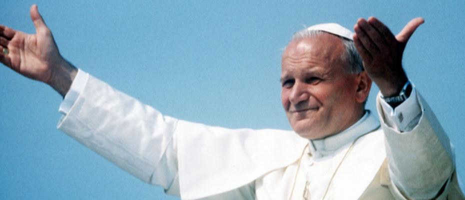 """Projekt """"moviewam"""" na 40-lecie inauguracji pontyfikatu Jana Pawła II"""