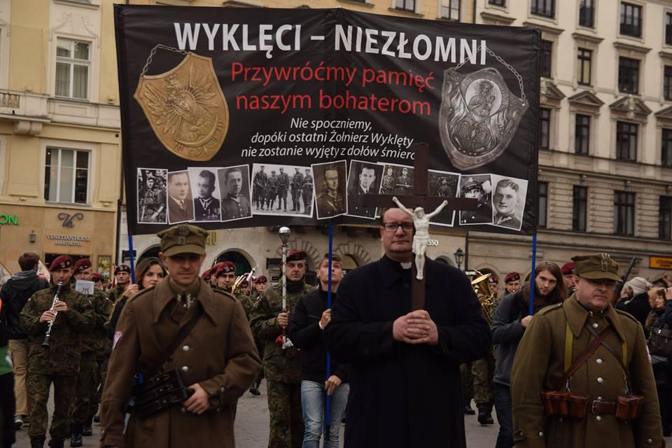 V Krakowskie Zaduszki za Żołnierzy Wyklętych-Niezłomnych
