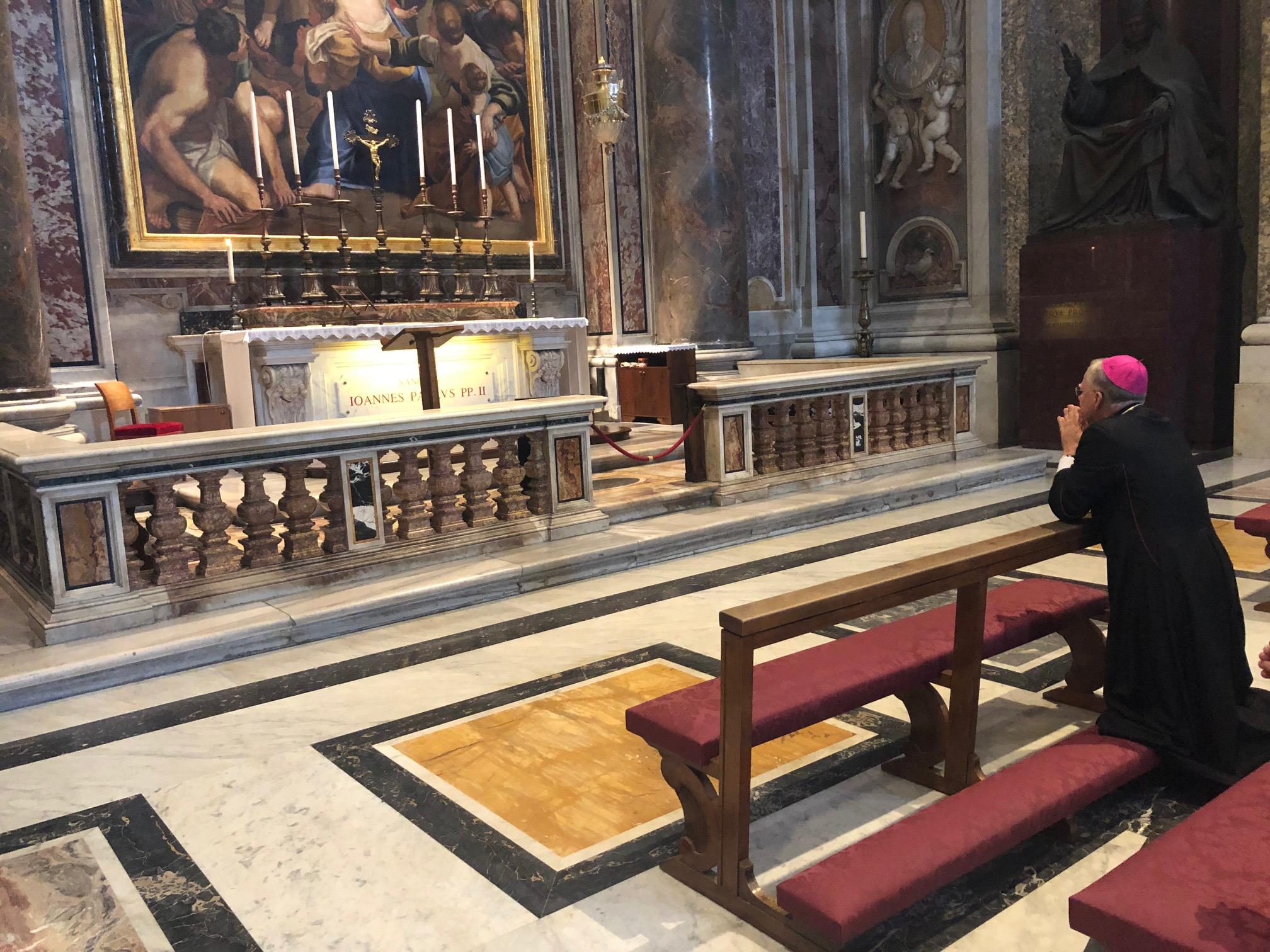 Papież z dalekiego kraju