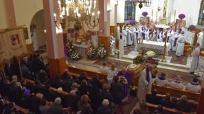Pogrzeb Jolanty Pitek od 30 lat związanej z Ruchem Światło-Życie