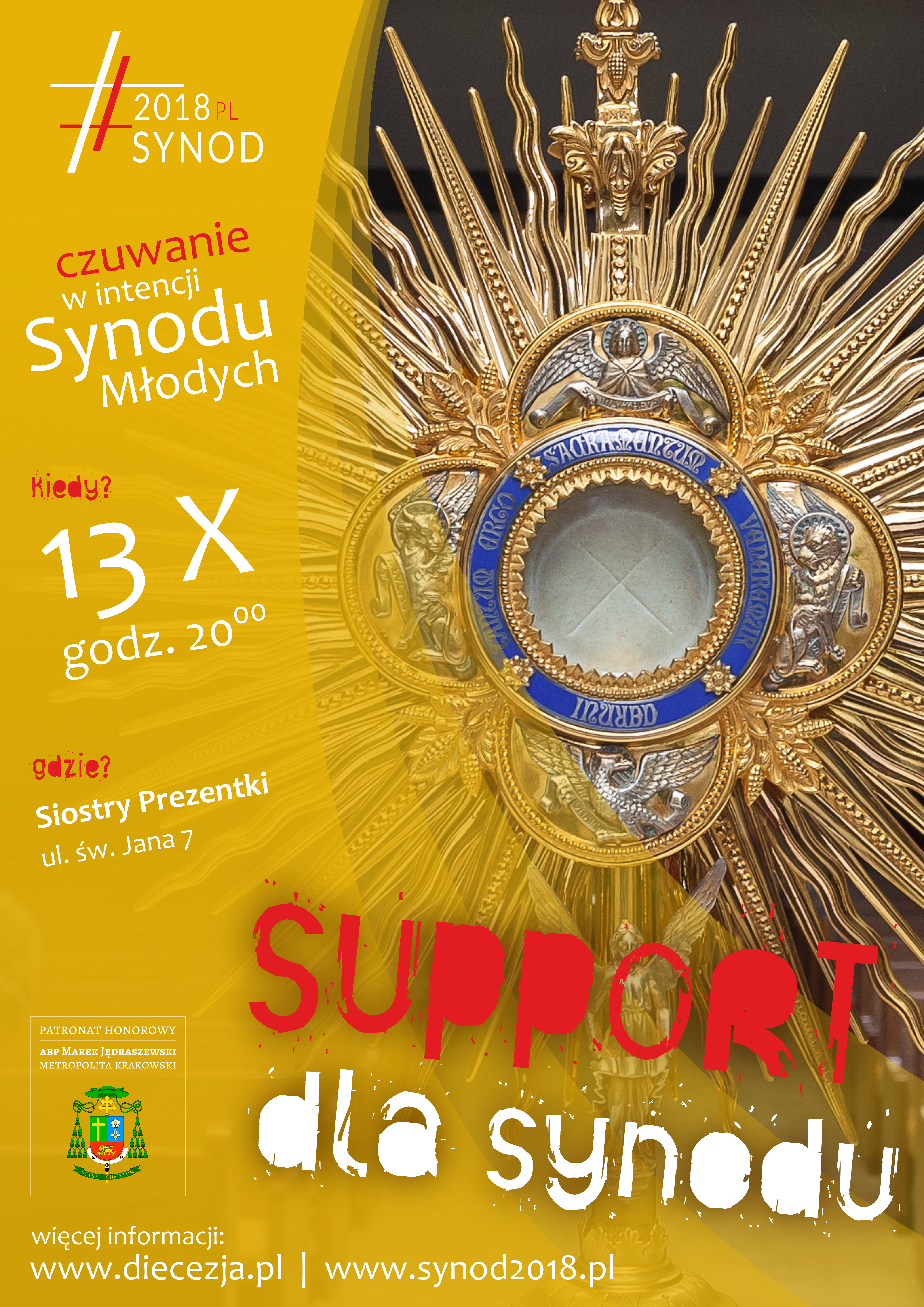 Support dla Synodu u Prezentek