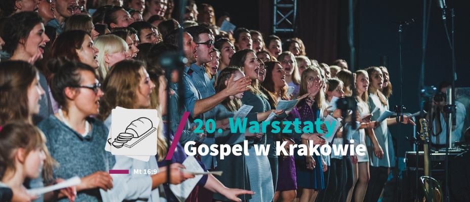 Jubileuszowe warsztaty muzyki gospel