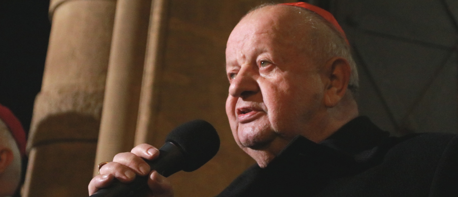 Zmieniał świat modlitwą – rozmowa z kard. Dziwiszem w 40. rocznicę wyboru kard. Wojtyły na papieża