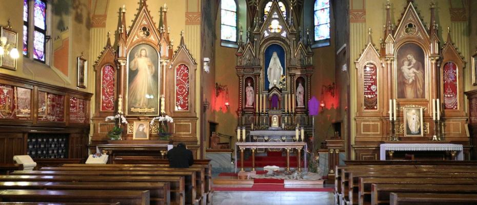 W Łagiewnikach trwa triduum przed uroczystościami 80. rocznicy śmierci św. Faustyny