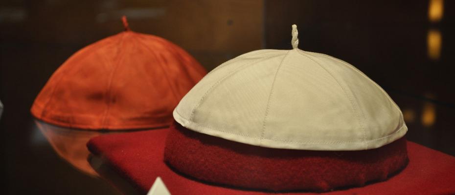 Wystawa z okazji 40. rocznicy wyboru Karola Wojtyły na Stolicę Piotrową
