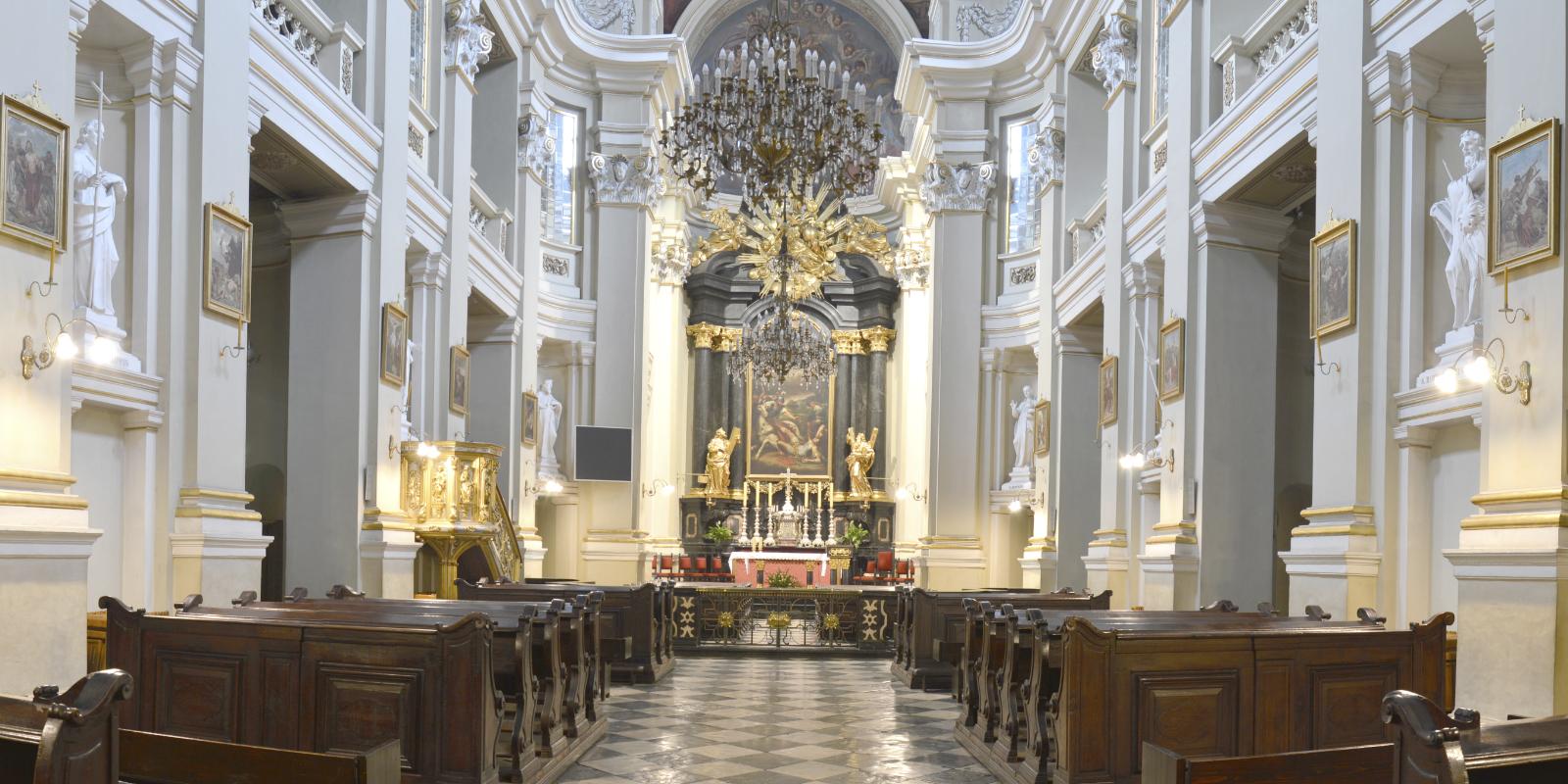 Msza św. dla Fundacji Vis Veritatis