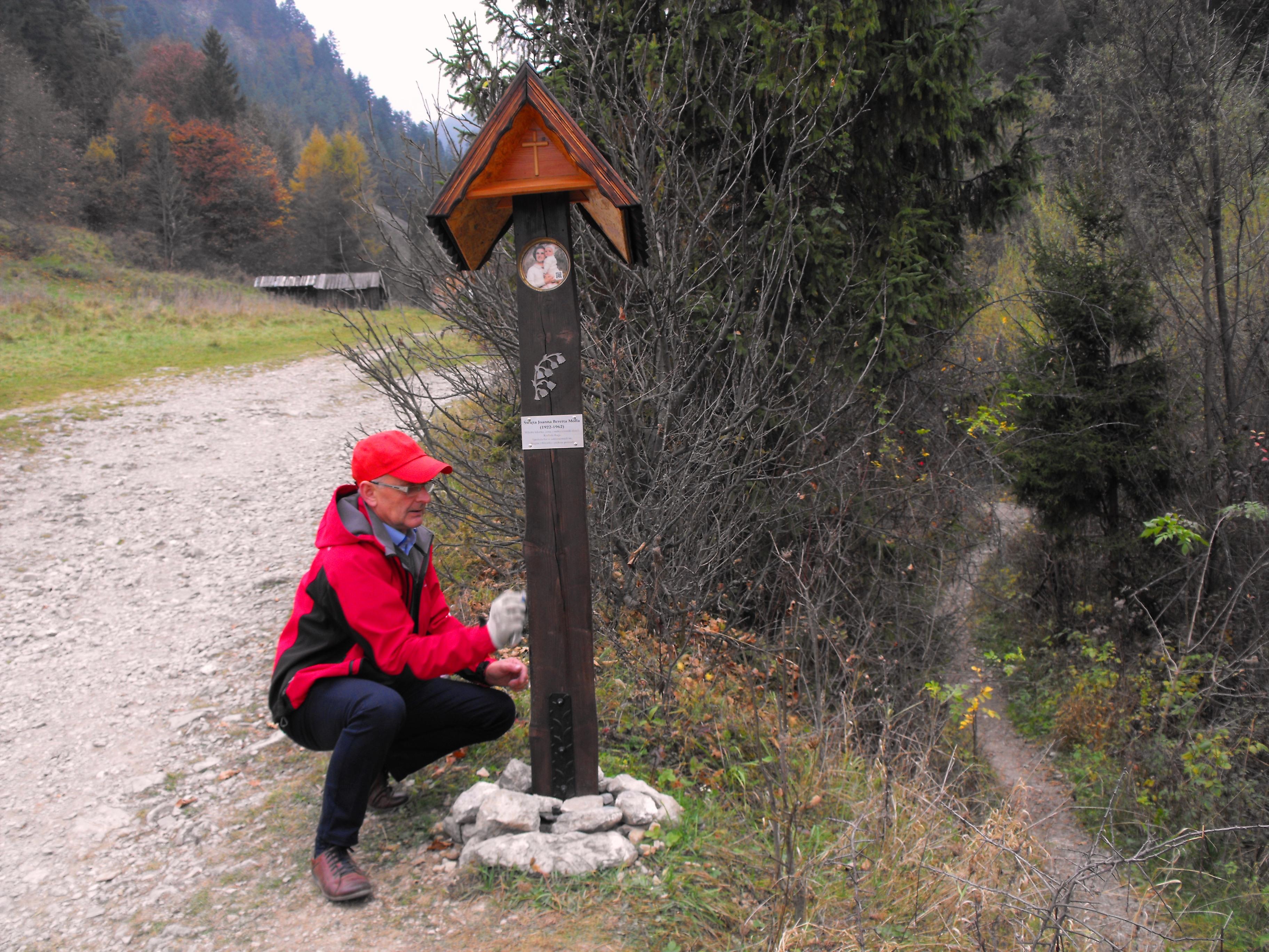 Pierwszy w Polsce szlak św. Joanny Beretty Molli