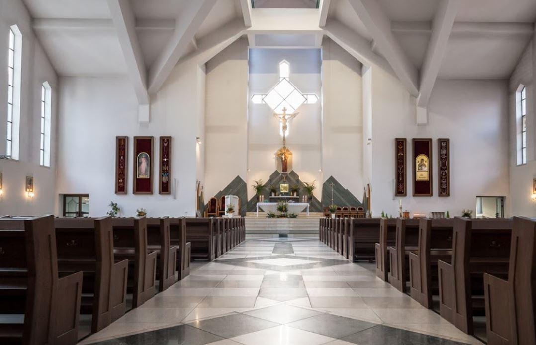Poświęcenie organów w kościele św. Józefa na os. Kalinowym