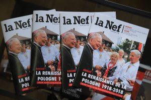 Przekazać dziedzictwo wiary – abp Marek Jędraszewski o Polsce dla francuskiego miesięcznika La Nef