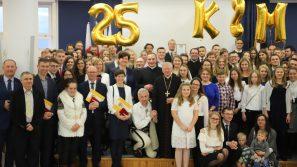 Gala 25-lecia Katolickiego Stowarzyszenia Młodzieży