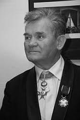 Zmarł śp. + Jan Rybarski