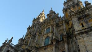 Santiago de Compostela: polski pielgrzym uczcił rocznicę wyboru Jana Pawła II i odzyskania niepodległości