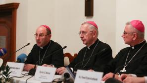 Komunikat z 381. Zebrania Plenarnego Konferencji Episkopatu Polski