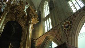 Trzy cenne rzeźby z katedry wawelskiej trafią do Muzeum Katedralnego