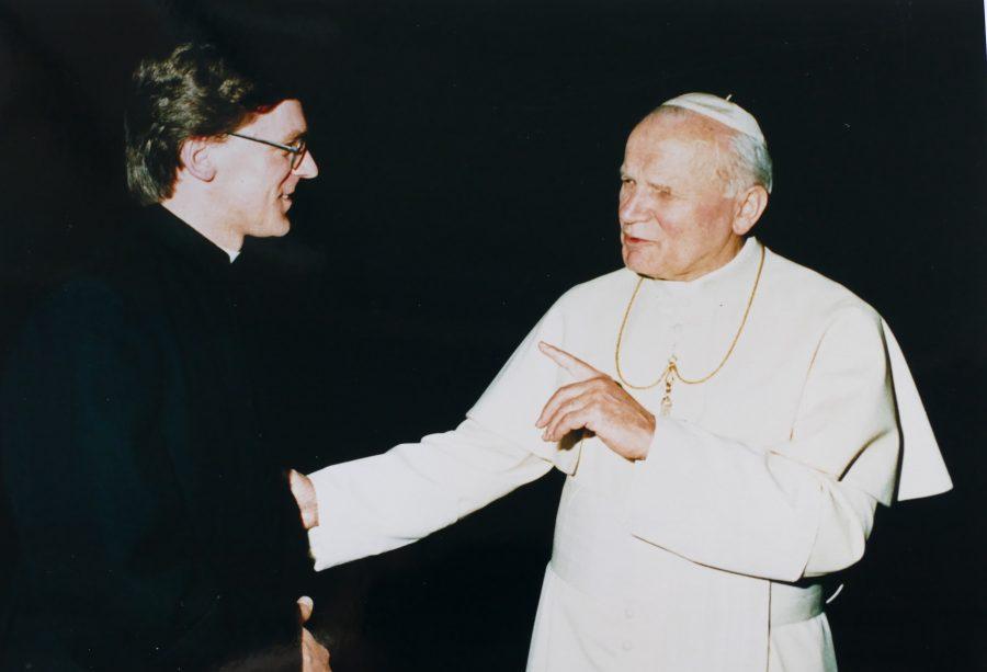 Śp. Ks. Prof. Andrzej Baczyński – w trzecią rocznicę odejścia do domu Ojca