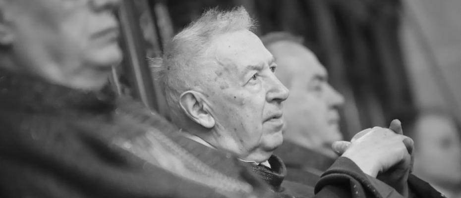 Odszedł do Pana ks. prof. dr hab. Jan Maciej Dyduch
