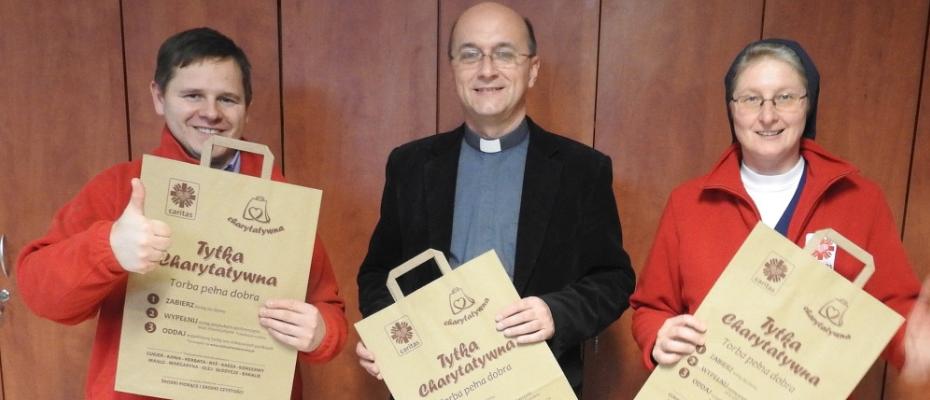Tytka charytatywna w archidiecezji krakowskiej