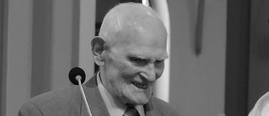 Odszedł do Pana śp. prof. Stanisław Jakubczyk