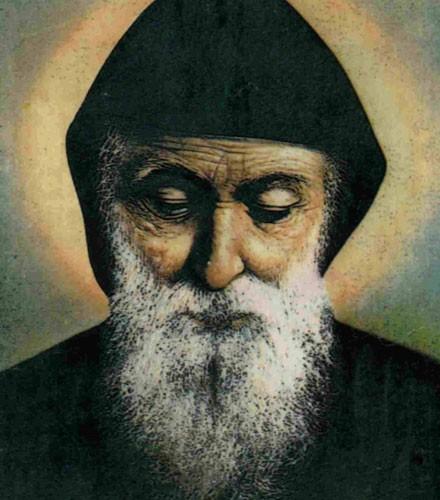 Modlitwa przy relikwiach św. Charbela
