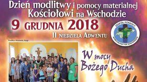 XIX Dzień modlitwy i pomocy materialnej Kościołowi na Wschodzie